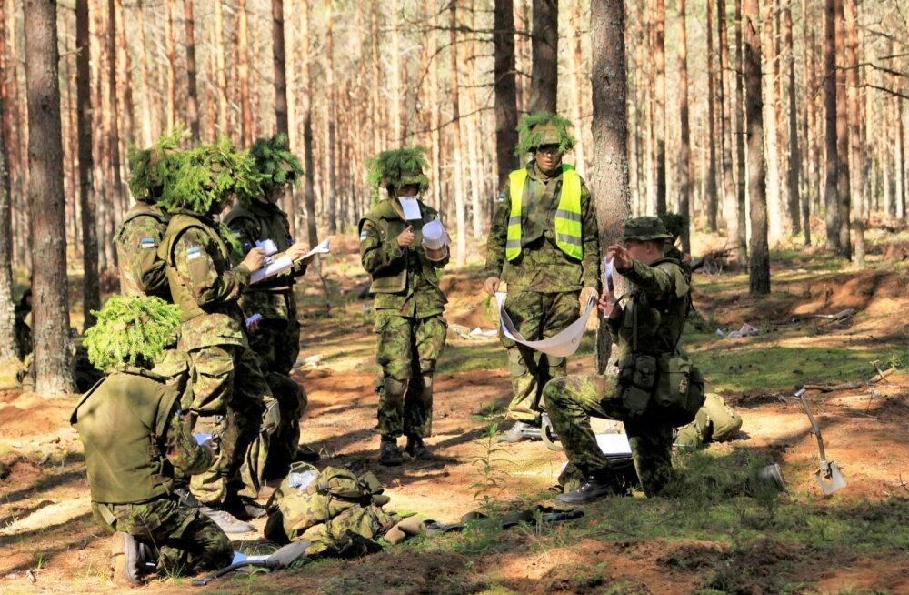 ФОТО: Куперьяновский батальон тестирует военную подготовку срочников