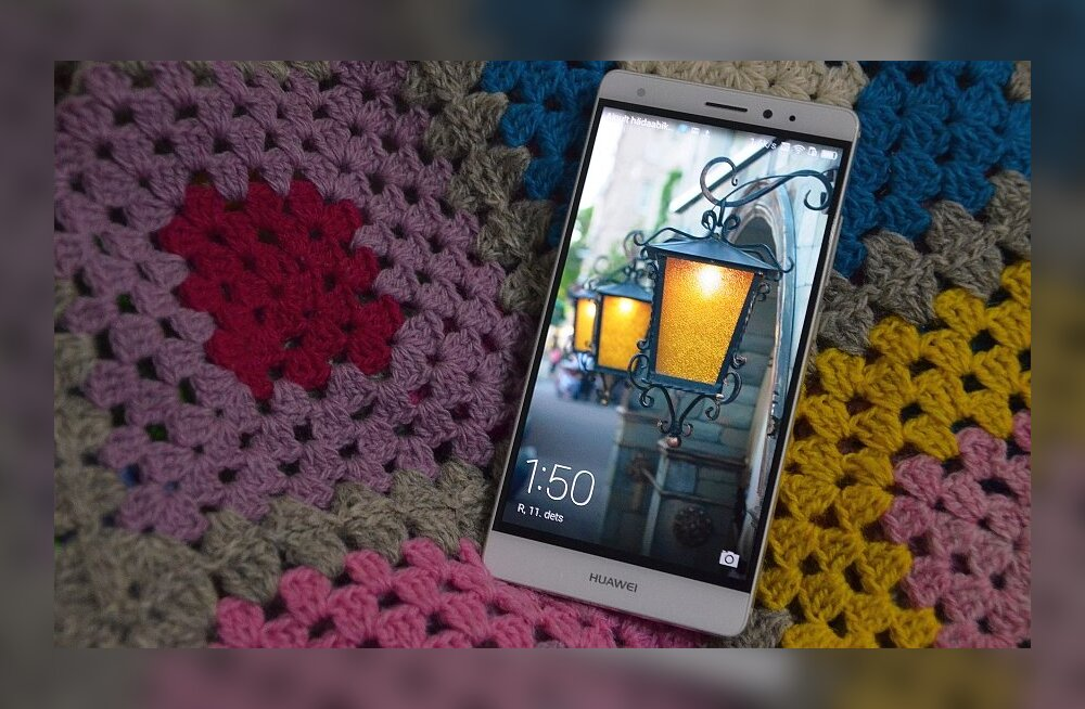 TEST: Huawei tahveltelefon Mate S – ilmselt parim saadaolev Hiina telefon