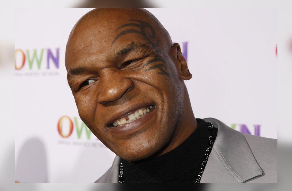 Skandaalne Mike Tyson sai Uus-Meremaale sissesõidukeelu