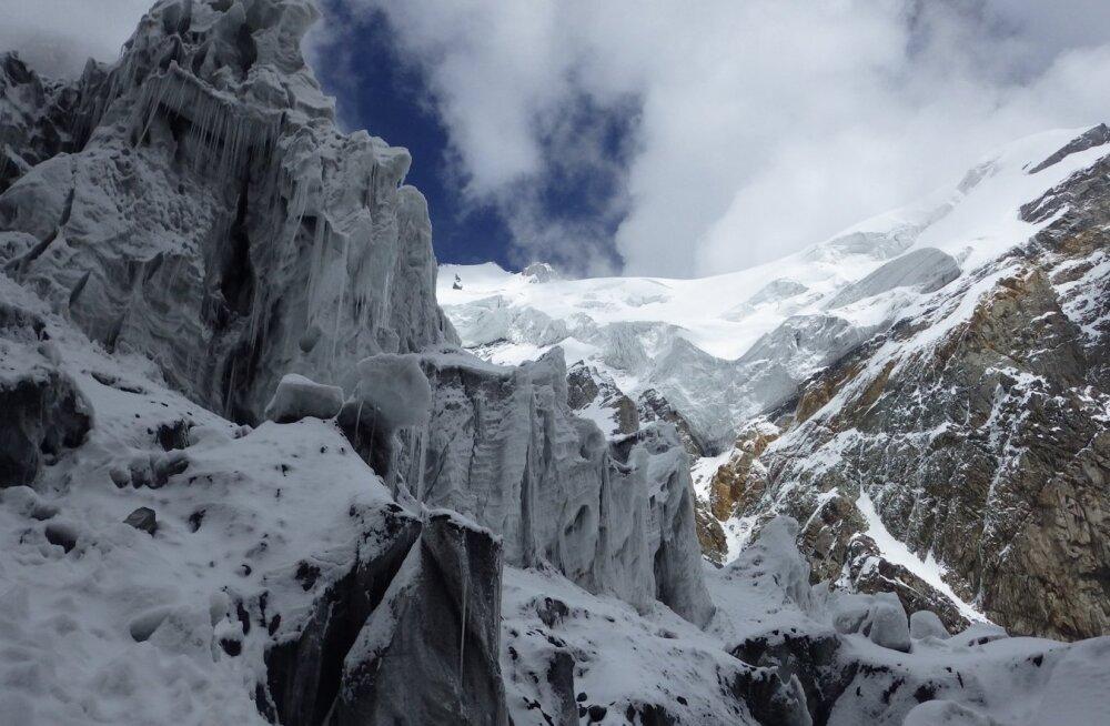 Повезло! Эстонские альпинисты чудом спаслись при покорении Пика Коммунизма