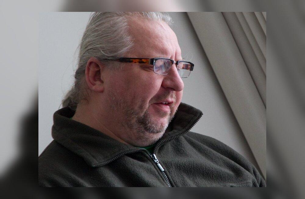 Peeter Malkov: mulle on IRL-ist välja astumine raskeks tehtud