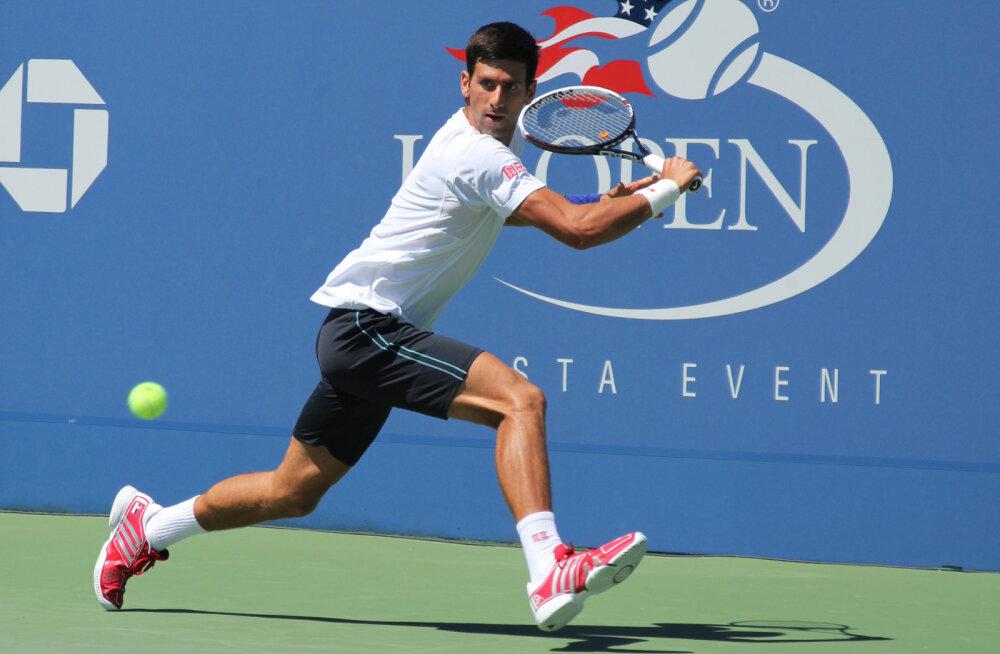Õige toitumine viis tipptennisisti Novak Djokovici maailma absoluutsesse tippu