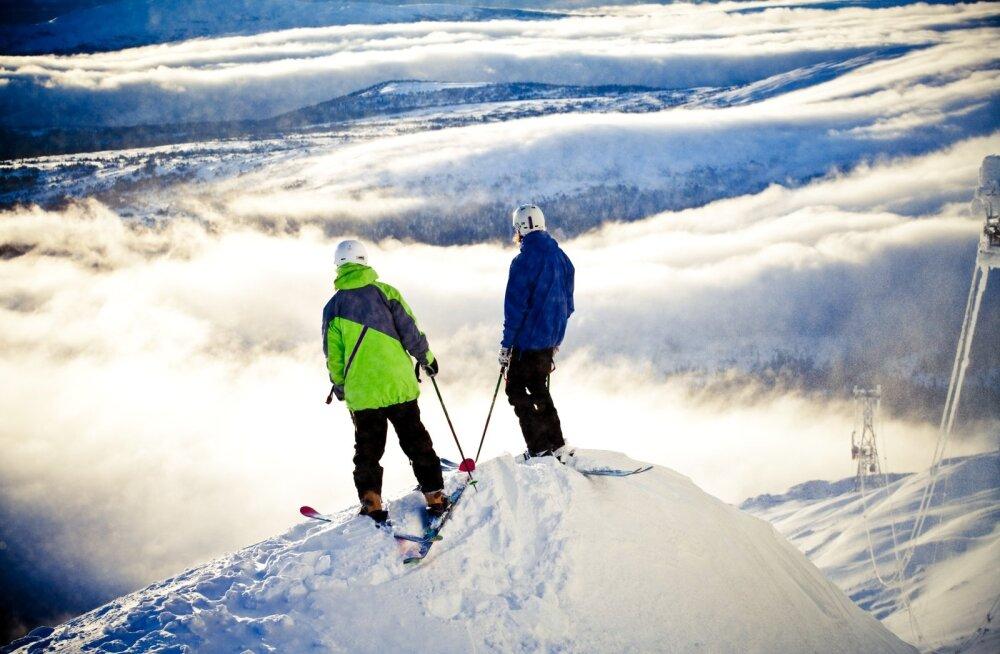Как избежать трагедии на горнолыжном курорте