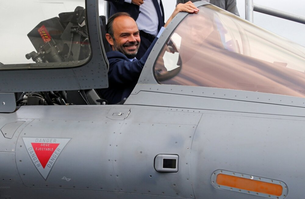 23. juunil külastas Édouard Philippe Pariisi lennundusnäitust, kolmapäeval tuleb ta aga Tapa baasis teenivatele Prantsusmaa sõduritele külla.