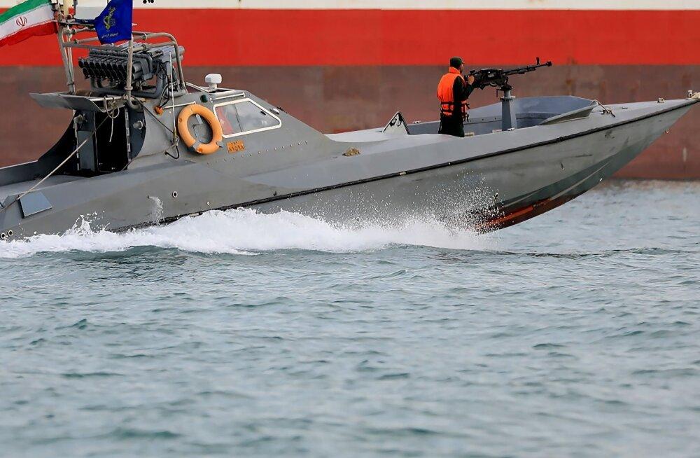 Иран задержал в Персидском заливе второй за месяц иностранный танкер