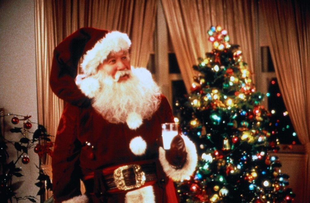 The Santa Clause, Jõuluvana, 1994, Tim Allen