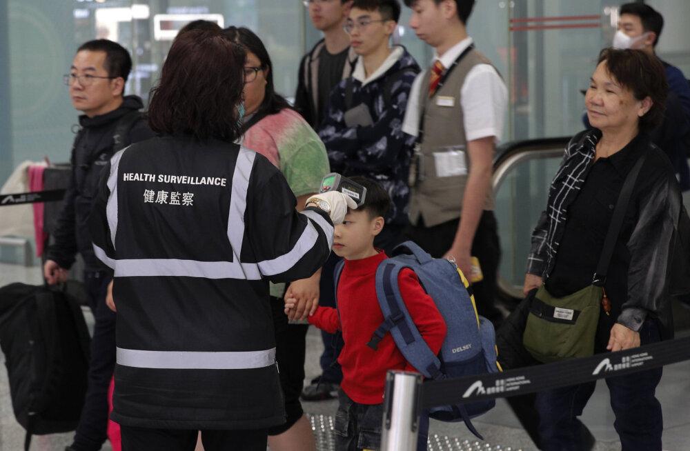 Tundmatu viirushaigus nõudis Hiinas esimese ohvri
