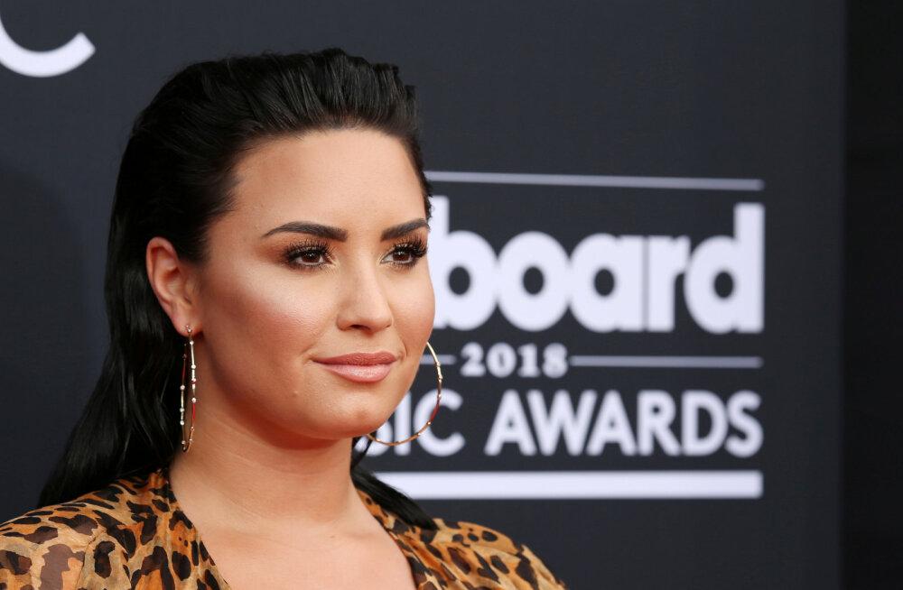 Väike tätoveering, suur sõnum: Demi Lovato seab end oma elus kõige tähtsamaks