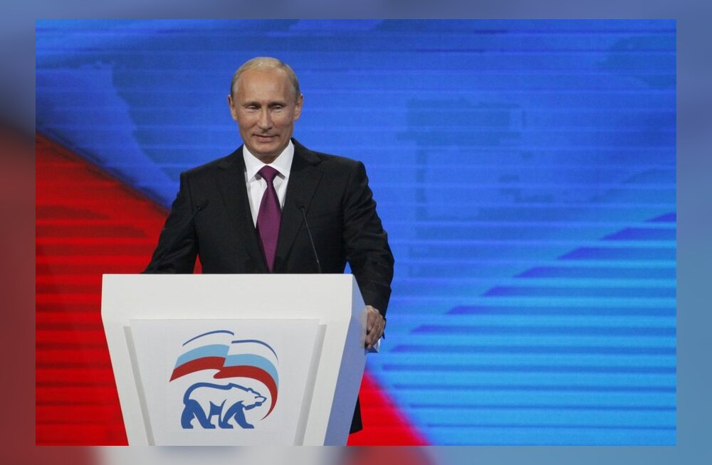 Venemaa presidendivalimised toimuvad 4. märtsil