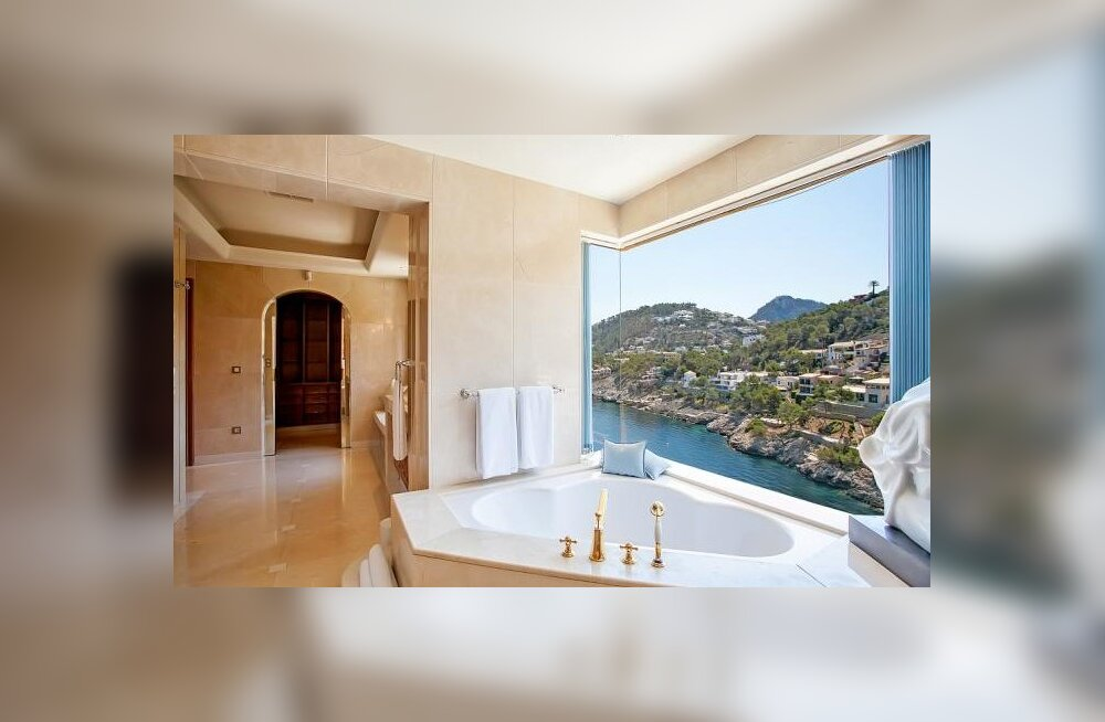 FOTOD: Hispaanias pandi müüki villa, millest paljud on unistanud