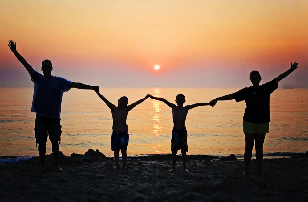 4 vahvat paika, kus veeta meeldejääv perepuhkus