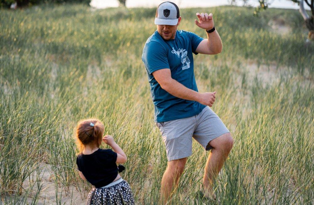 Чему папа должен научить дочку?