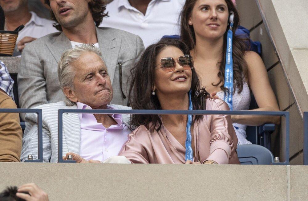 Piilu sisse: Catherine Zeta Jones ja Michael Douglas soetasid omale 6 miljoni euro väärtuses villa