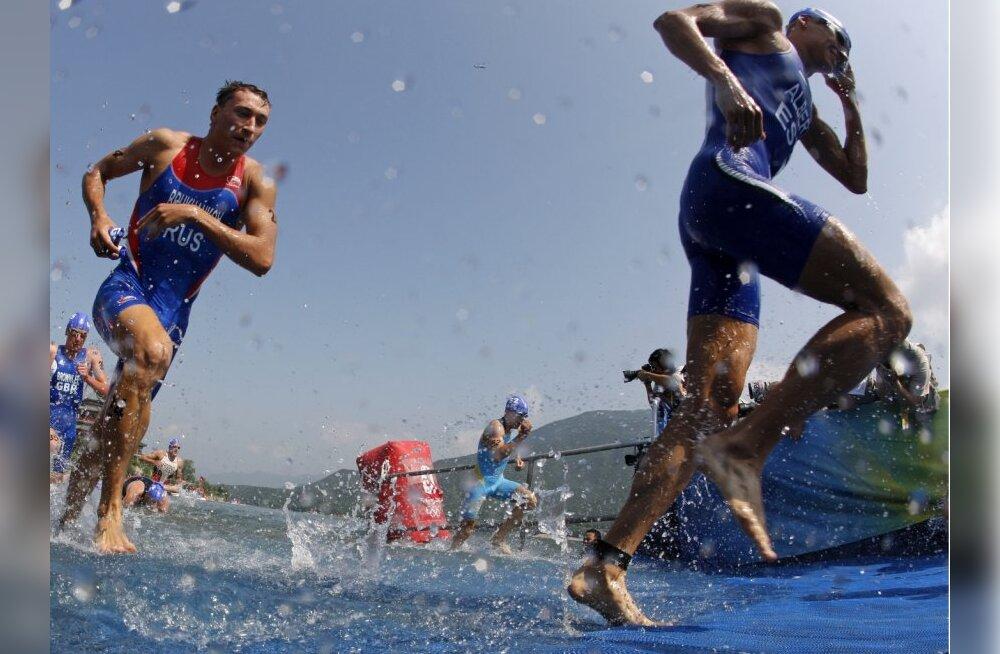 Marko Albert stardib homme ühel Euroopa tähtsaimal triatlonil
