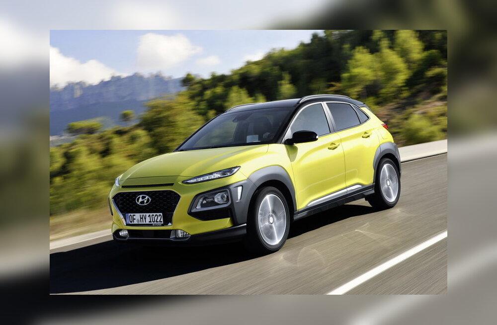 WhatCar.ee proovisõit | Hyundai Kona: autot enam kui oodata oskaks