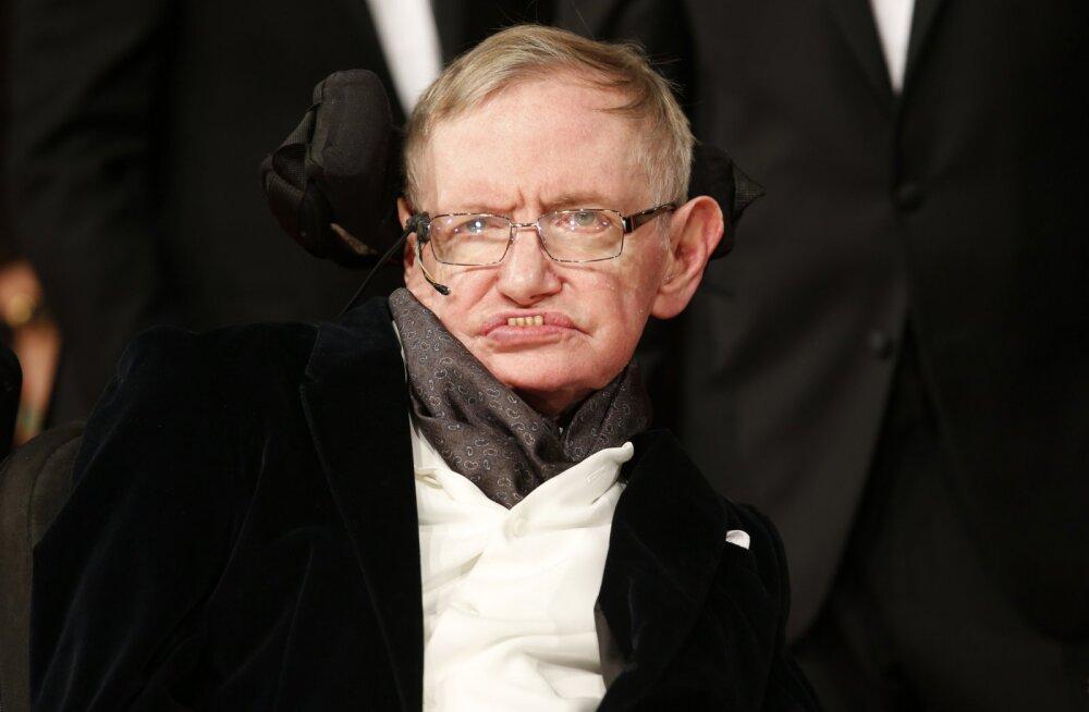Kuidas tippfüüsik Stephen Hawking saab ruttu surmava haigusega juba üle 50 aasta elada?