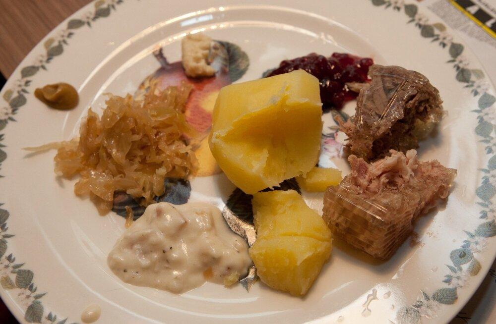 Põuane suvi võtab eestlaste laualt mulgikapsast vähemaks