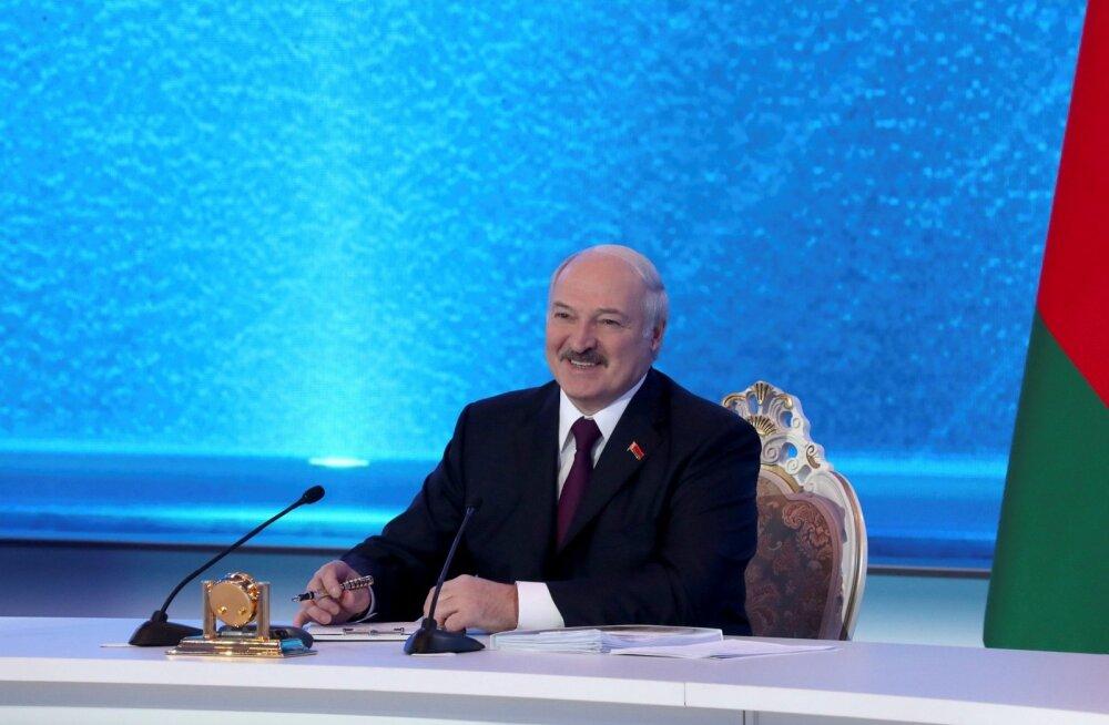 """Lukašenka rääkis Venemaa-Valgevene """"ühisrubla"""" kehtestamisest, mida pakkus talle Putin"""
