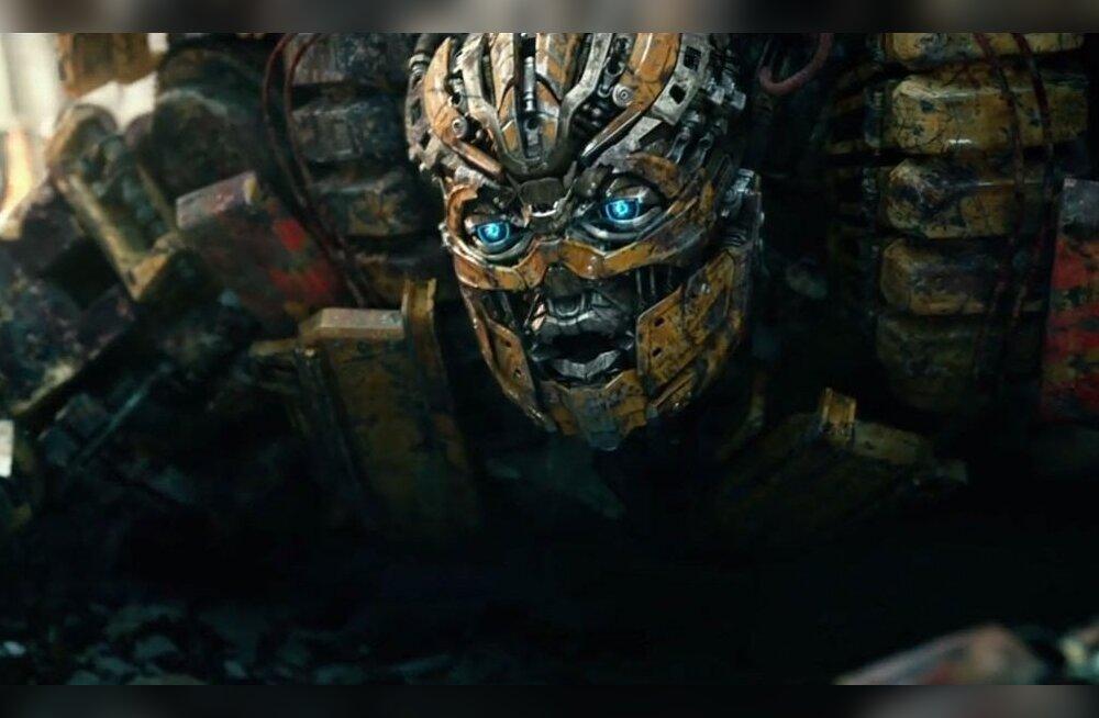 """TREILER: """"Transformerid: Viimane rüütel"""" - natsid, kuningas Arthur ning autod, mis muutuvad robotiteks"""