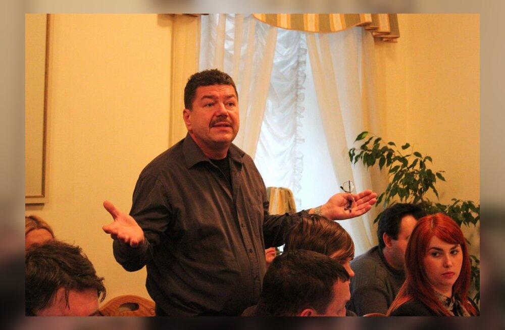 """Заренков: координационный совет кто-то понимает, как """"у него забрать, а ему отдать"""", ни фига — это не то!"""