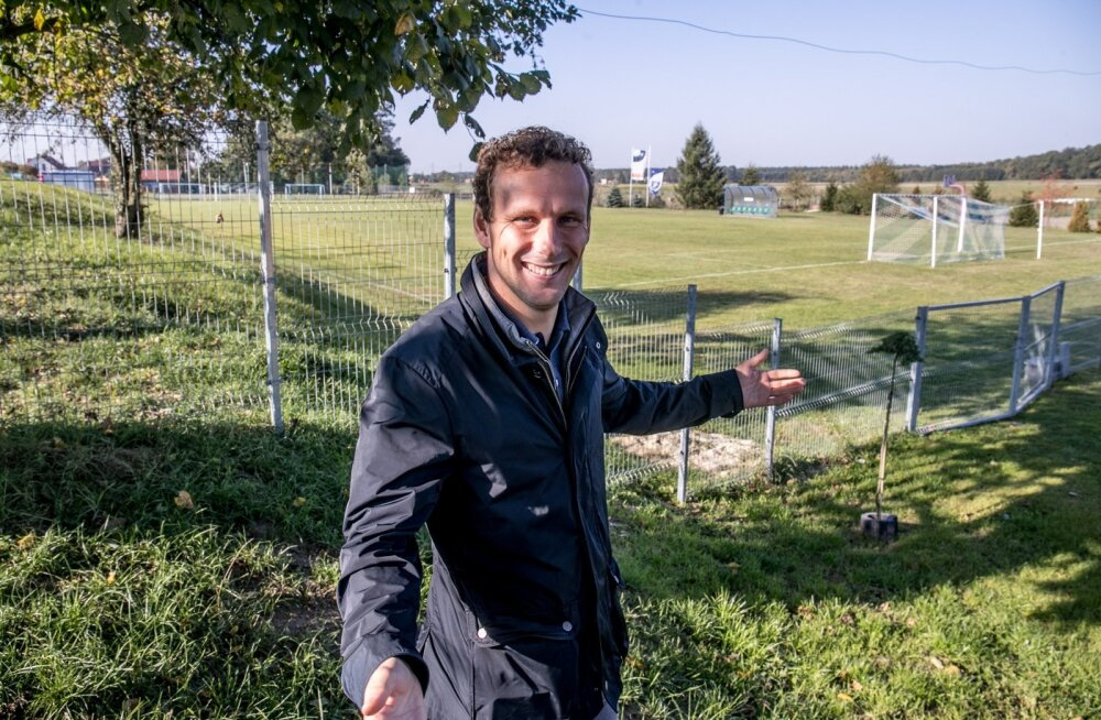 Konstantin Vassiljev Gliwice jalgpalliväljakutel