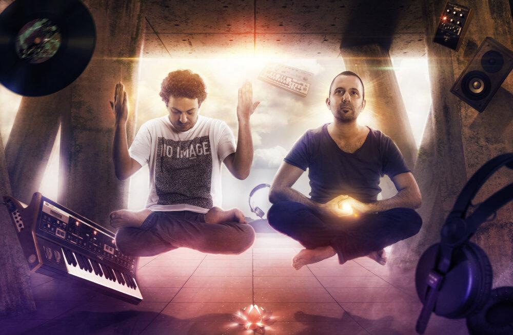 Iisraeli psy-trance duo Vini Vici esineb sügisel esmakordselt Eestis