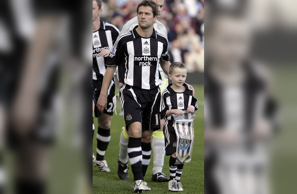 Michael Owen, Newcastle United