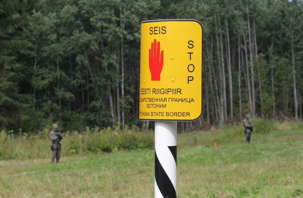 Võrumaal alustati piiriehitustöid