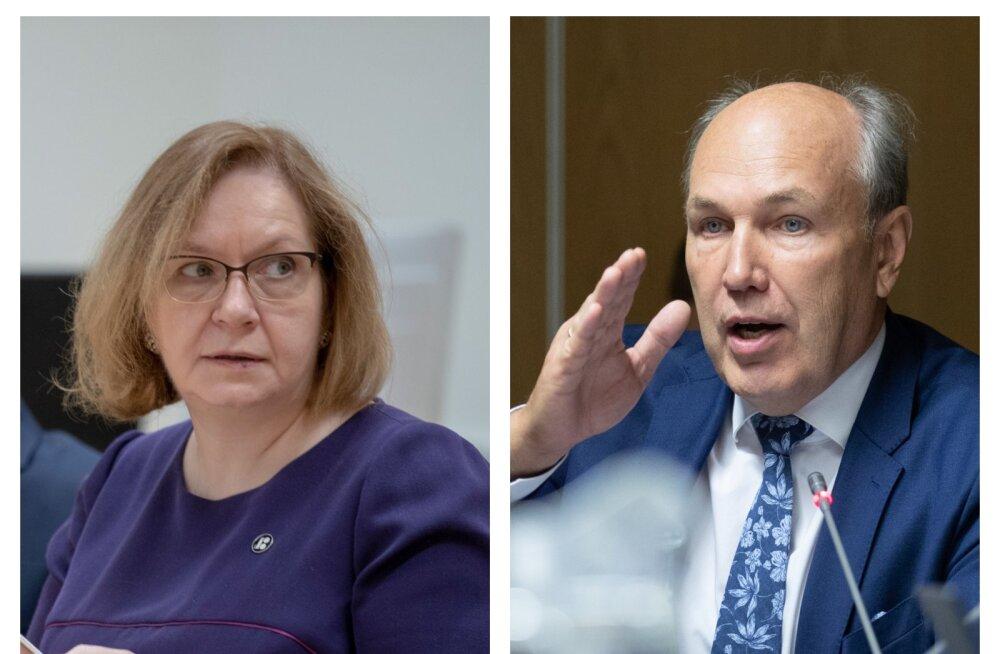 Rahanduskomisjonis toimub suur pensionireformi arutelu. Kas farss või reaalne kaasamisaktsioon?