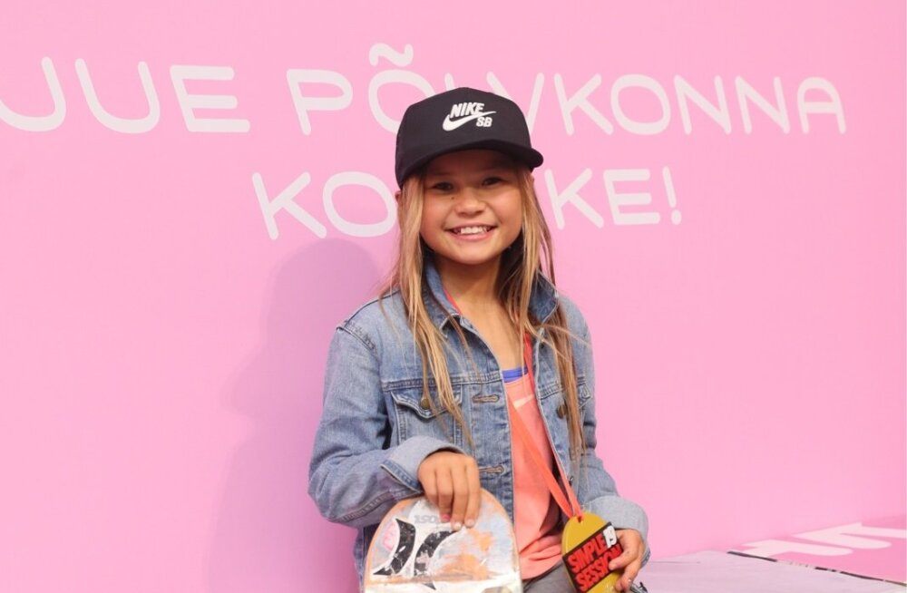 """Suurhallis vingeid trikke teinud 10-aastane Jaapani rulatäht: """"Järgmine suur eesmärk? Tahan aidata puudust kannatavaid lapsi"""""""