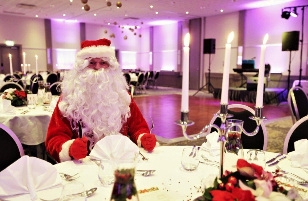 Tahad täiuslikku jõulupidu? Pane Radisson Blu Sky Hotel proovile