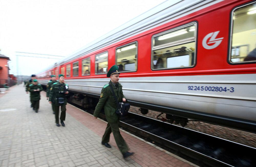 Литва предлагает восстановить железнодорожную линию до белорусского Гродно
