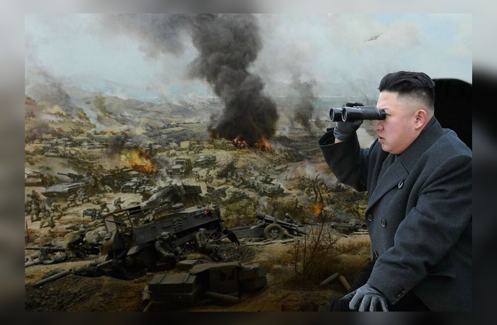 Korea sõda ja Kim Jong-un
