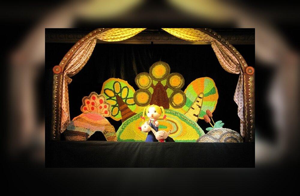 Русскому театру кукол — 15 лет! Программа нового сезона
