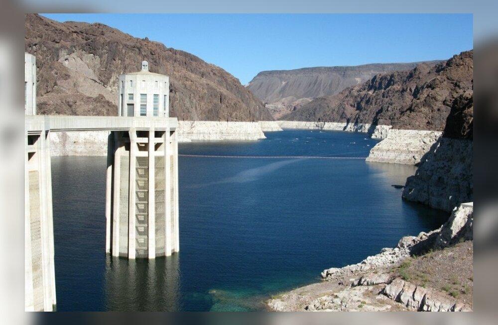 Las Vegases saab vesi otsa?