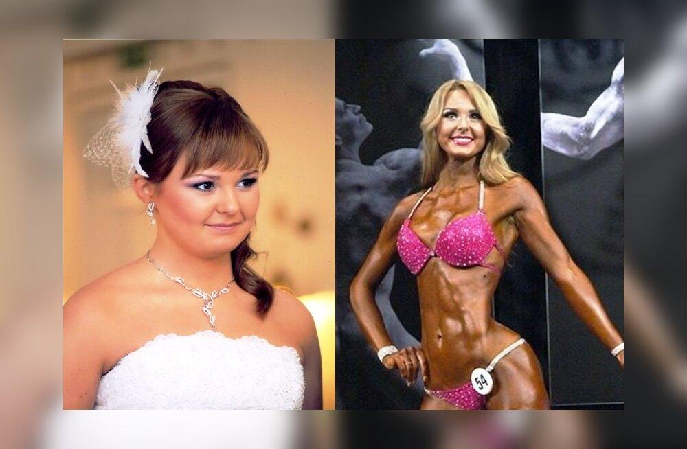 История из жизни: жительница Таллинна похудела на 30 кг за полгода