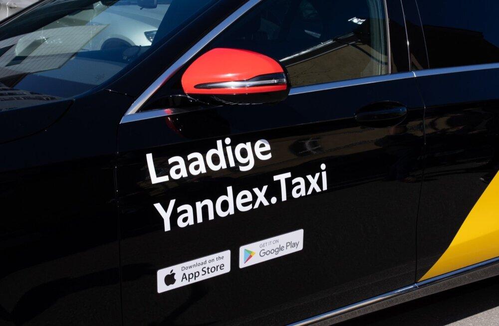 Yandeks takso