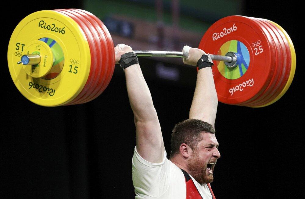Ulme! Mart Seimi kange konkurent teeb MMi eel maailmarekordiga, mis ise tahab