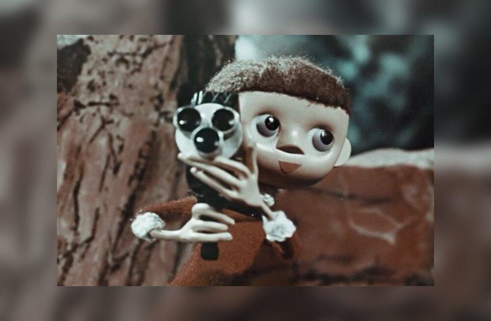 PÖFF Shorts teeb kummarduse Eesti animatsiooni Pühale Kolmainsusele