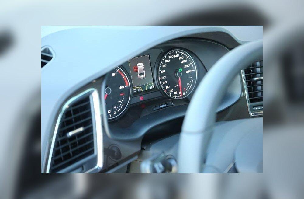 Proovisõit: Seat Ateca - autost leiab juht ka ummikuassistendi