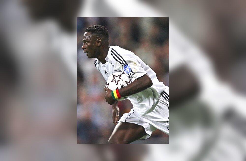 Madridi Reali ja Mali koondise mängija Mahamadou Diarra