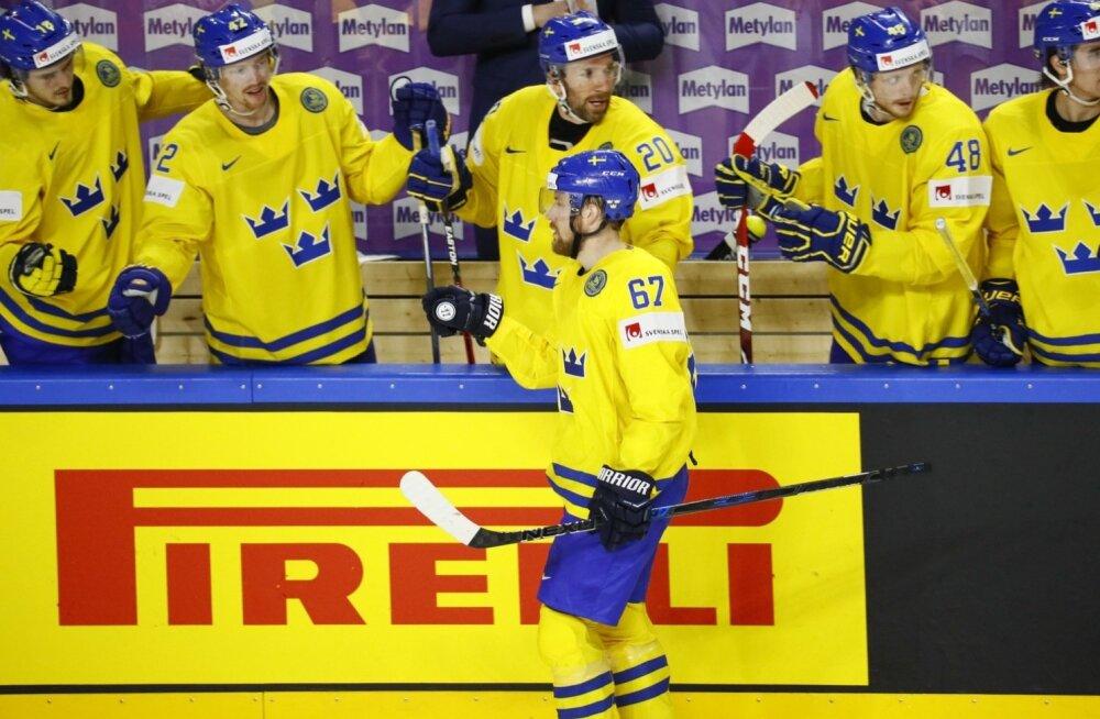 Jäähoki Rootsi vs Itaalia