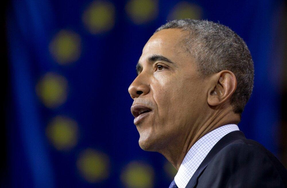 Obama: Trumpi öeldu, et USA ei pruugi Balti riike rünnaku korral kaitsta, näitab ettevalmistamatust