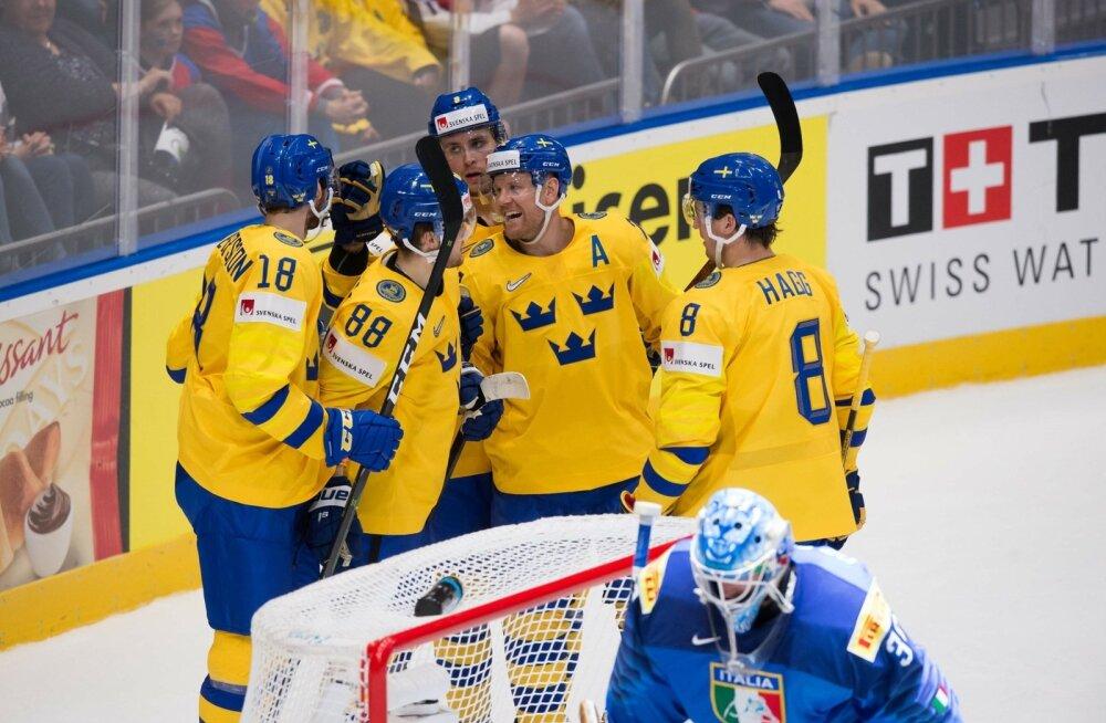 Rootslased said rünnakul püssid paukuma.