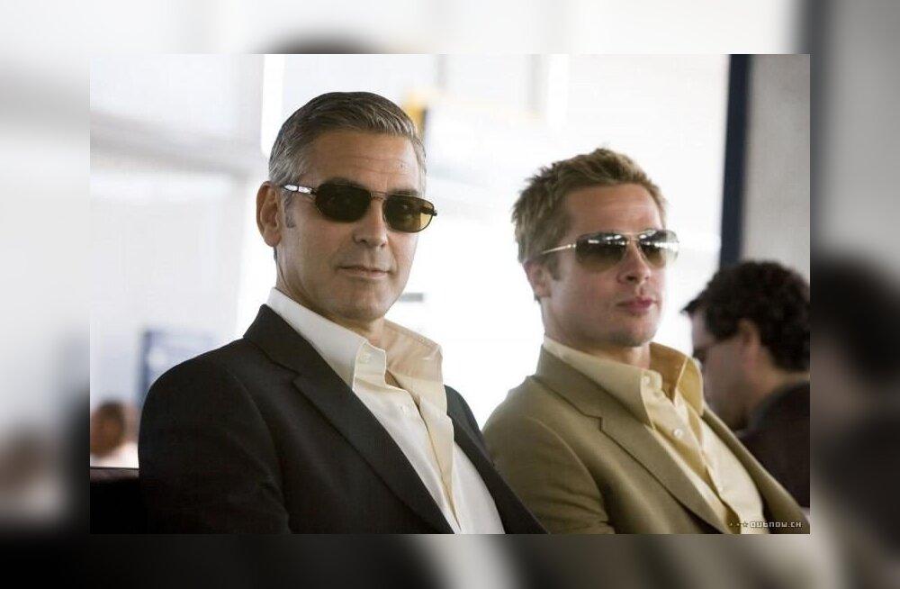 """George Clooney vahetatakse Sandra Bullocki vastu välja, sest valmimas on """"Oceani"""" filmiseeria uusversioon"""