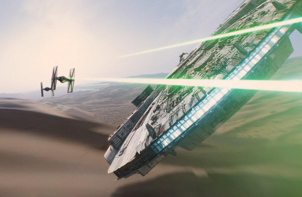 """""""Troonide mängu"""" loojad teevad järgmise """"Star Warsi"""" triloogia"""