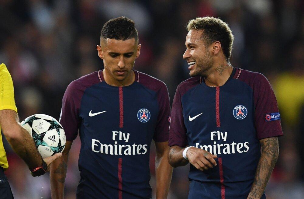 PSG keskkaitsja: Neymari on raske klubis hoida
