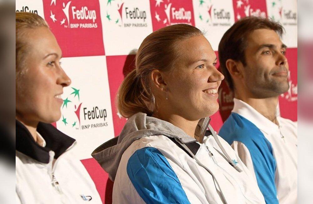 Скандал в эстонском теннисе? Капитана сборной сместили у него за спиной