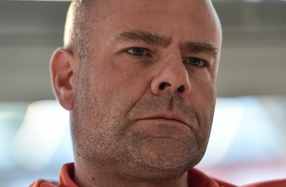 Hyundai WRC-tiimi boss Andrea Adamo.
