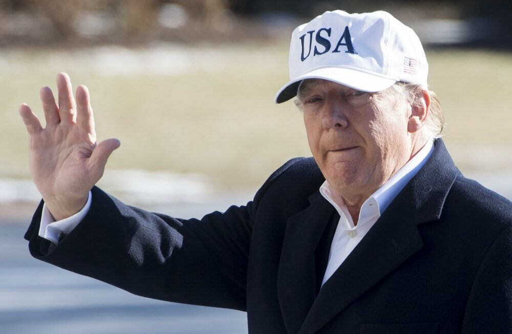 USA administratsiooni kõrged ametnikud pidid kaitsma Trumpi vaimseid võimeid